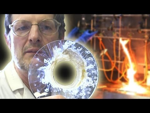 Holey Experiment - Periodic Table of Videos