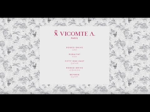 FW16 Vicomte A. Middle East