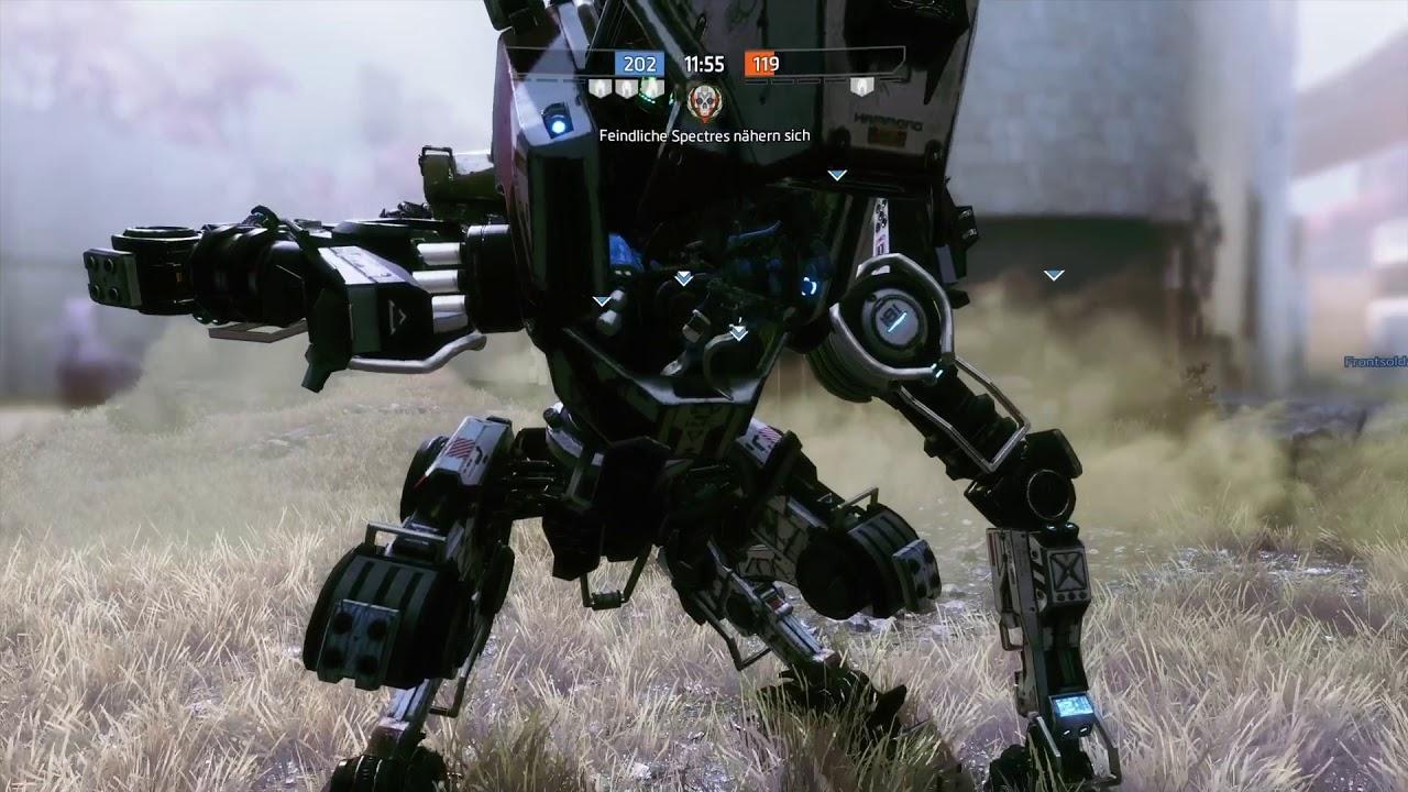 Titanfall 2 gameplay - YouTube