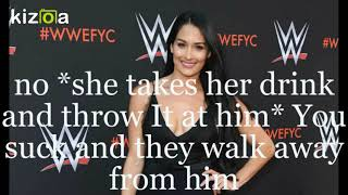 Crazy love(Dean und aj lee love story ) 8/1