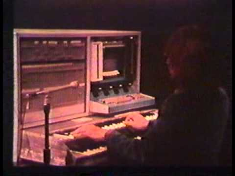 Vintage Digital Synthesizer 1977