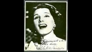 """Libertad Lamarque_""""SE FUE SIN DECIR ADIOS""""-Tango on Victrola VV1-91"""
