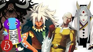 TOP 10 Karakter Anime Paling OVERPOWER - Yang Punya Kekuatan MAHA DAHSYAT!