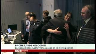Philae Landing: BBC Interview with Emily Lakdawalla