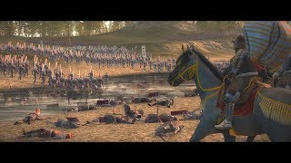 The Sengoku period Battle of Anegawa (姉川の戦い Anegawa no Tatakai...