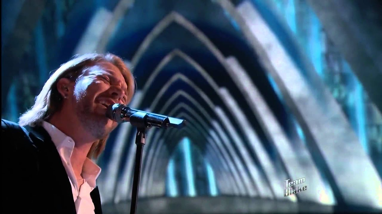 Craig Wayne Boyd The Old Rugged Cross The Voice 2014