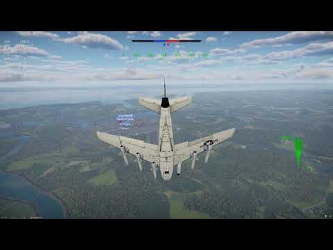AIR TO GROUND NUKE MISSILES (not really but big explosions')  | BULLPUPs (War Thunder)