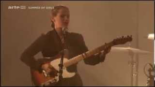 Anna Calvi  -  Rider To The Sea / No More Words / Live at Le Trianon in Paris 22 April 2011