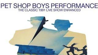 Pet Shop Boys - Performance (Subtítulos)