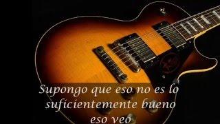 Joe Bonamassa - Happier times - Letra en español