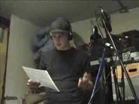 BNR in the studio: May '07