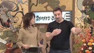 NHK Sports Japan — Jodo