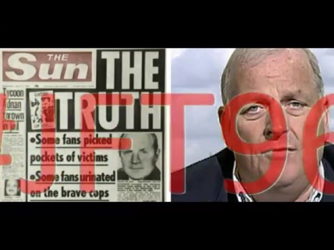 Born to run: Kelvin MacKenzie the Hillsborough coward