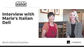 Marie's Italian Deli in Forsyth County, Georgia