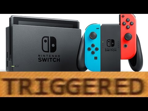 Thumbnail: How the Nintendo Switch TRIGGERS You!