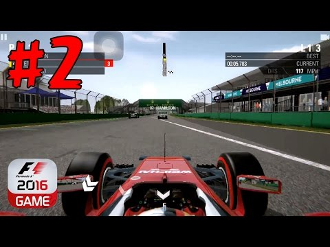 F1 2016 - QUICK RACE - SINGAPORE, BELGIUM and AUSTRALIA - iOS/Android Gameplay Mobile Game - EP2
