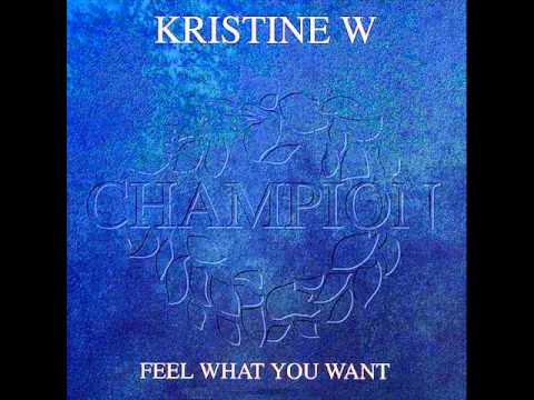 KRISTINE W. - FEEL WHAT YOU WANT (Junior's Factory Mix) - 1994