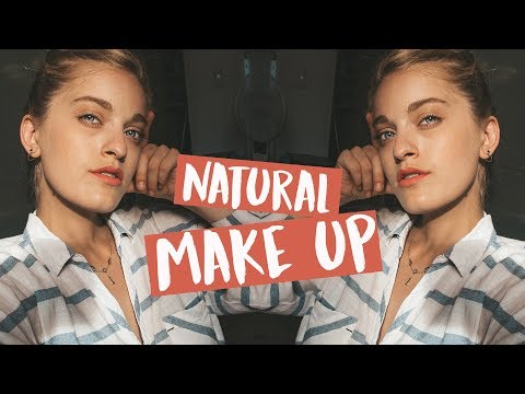 BACK TO WORK : MAKE UP NATUREL thumbnail