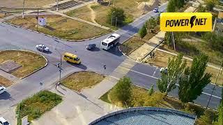 ДТП (авария г. Волжский) ул. Дружбы ул. Оломоуцкая 14-09-2019 16-34