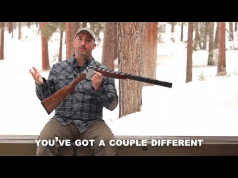 Outdoor Life Gun Test 2017: Barrett Sovereign Rutherford shotgun