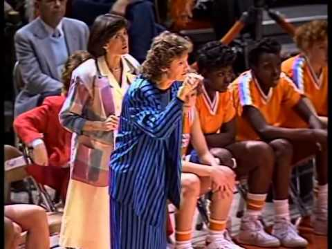 1986-87 Tennessee vs Louisiana Tech