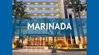 MARINADA 3* Испания Коста Дорада обзор – отель МАРИНАДА 3* Коста Дорада видео обзор