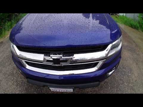 2016 Chevy Colorado Diesel *OWNER REVIEW*