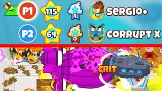 Bloons TD 6 Co-Op Fun... Until it Disconnects (with Sergio+)