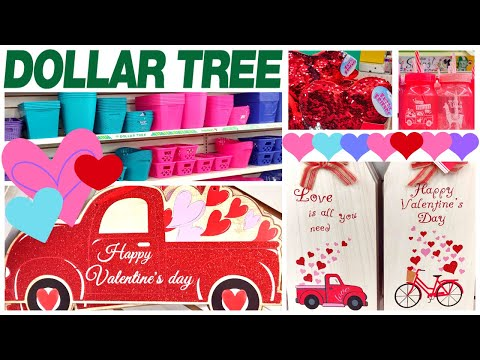 DOLLAR TREE VALENTINES DAY EASTER & SPRING