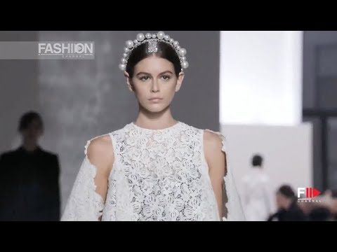 GIVENCHY Highlights Haute Couture Spring 2019 Paris – Fashion Channel