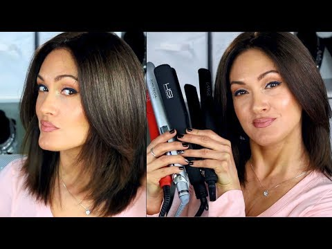WHY MY FLAT IRON RUINED MY HAIR + Best Hair Straightener