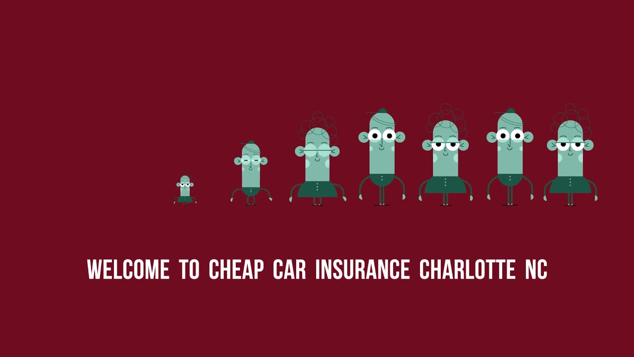 Cheap Car Insurance in Charlotte, NC