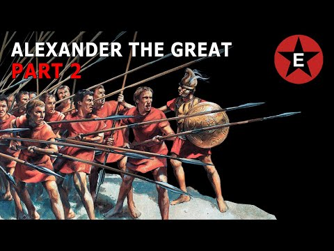 Epic History: Alexander the Great Part 2