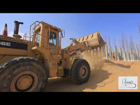 Mostakbal City Construction Updates Dec  2018