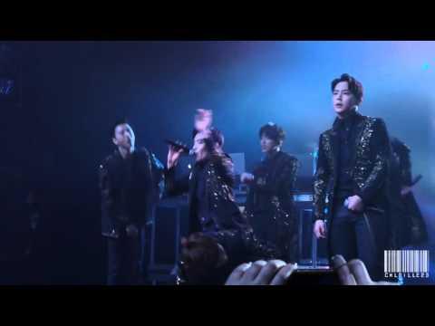 B.A.P (비에이피) Kingdom (Korean Ver.) LOE 2016 New York