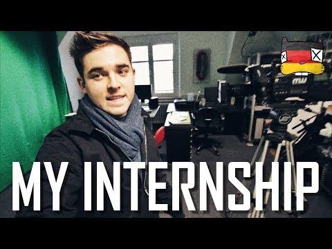 What I Do At My German Internship | Germany Exchange Year | Week 28