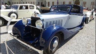 1937 Hispano-Suiza K6 - Exterior and Interior - Retro Classics meets Barock Ludwigsburg...