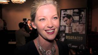 DISGRACED on Broadway: Gretchen Mol on Her Favorite Line and Breaking Character