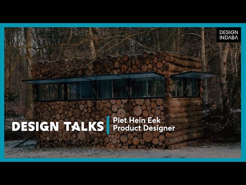 Piet Hein Eek on respecting material, technique and craftsmanship