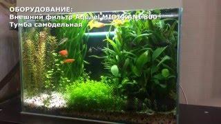 Обзор аквариума 30 литров (участник конкурса)