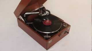 Fats Waller & His Rhythm - Twenty-Four Robbers (Columbia 111A Gramophone)