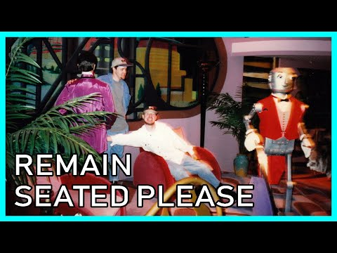 Remain Seated Please - The Hoot and Chief Story (Epcot Horizons)