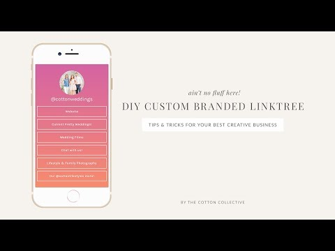 Why You Shouldn't Use Linktree for Instagram | The Cotton Collective