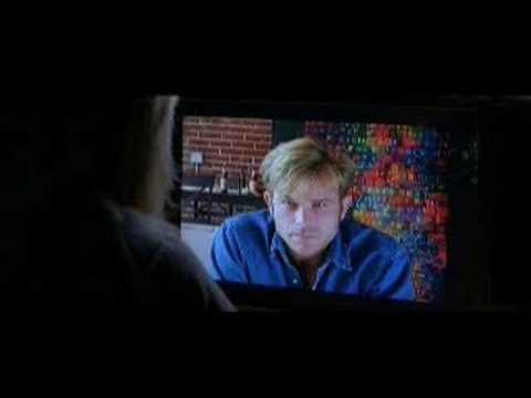 Elisabeth Rohm stars in Ghost   Movie