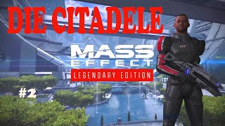 Mass Effect Legendary Edition - Die Citadele - Gameplay Part2