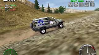 Master Rallye (2001) #3 - view from outside camera