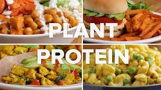 How To Get Plenty Of Protein Without Meat Or Dairy