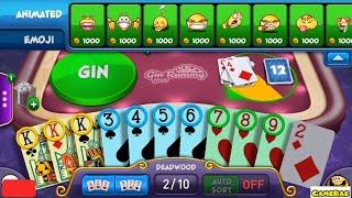 Win the Game! #2 | Strategies | Tutorial | Gin Rummy Plus | Gameplay | Tips & Tricks | Subscribe screenshot 1