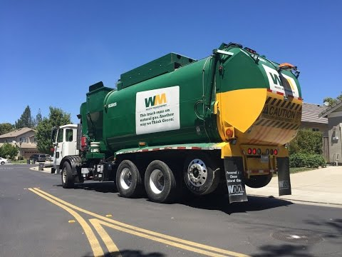 Waste Management: Autocar Amrep Elliptical
