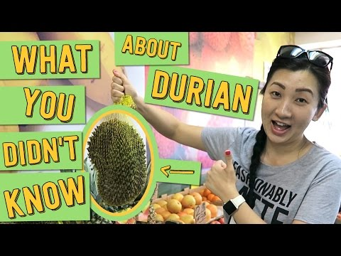 The Secret Benefits Of Durian